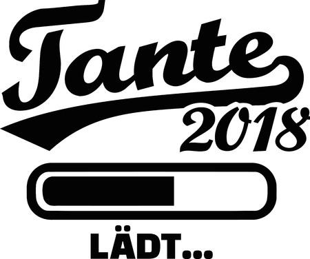 Aunt loading 2018 german