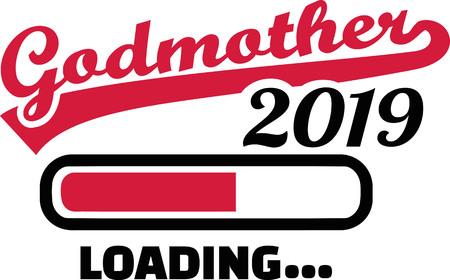 Godmother 2019 loading bar