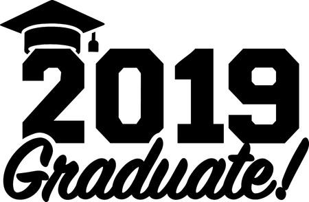 2019 graduate graduation