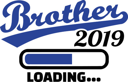 Brother 2019 loading bar