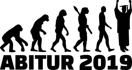 Graduate evolution high school 2019 german
