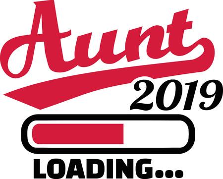 Aunt loading bar 2019