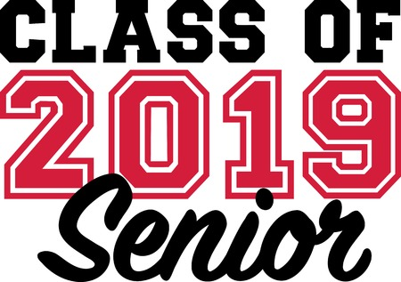 Class of 2019 senior