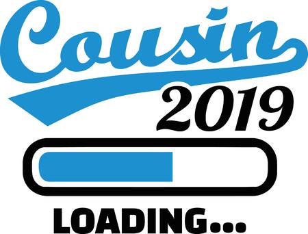 Cousin 2019 loading bar