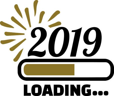 2019 Laden mit Barfeuerwerk