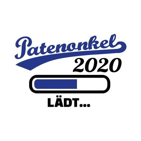 Godfather in year 2020 loading german