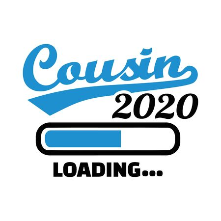 Cousin in year 2020 Loading