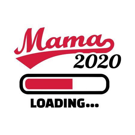 Mom Mum 2020 Loading german