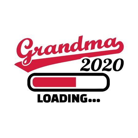 Grandma in year 2020 grandmother