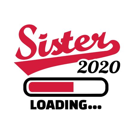 Sister in year 2020 loading