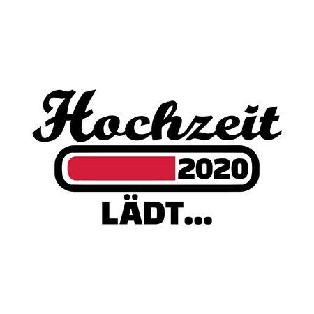 Wedding loading in year 2020