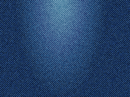 denim: Blue jeans texture, vector