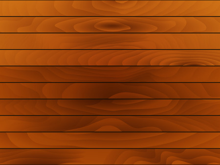 Wood texture background with horizontal bars,vector Reklamní fotografie - 29029500