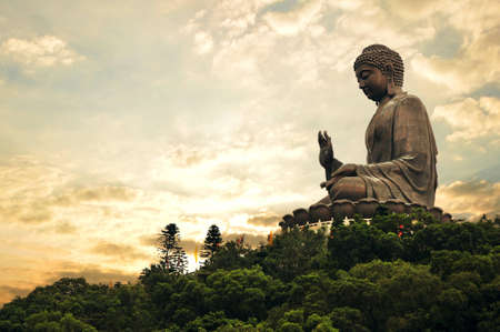 Giant Buddha  photo