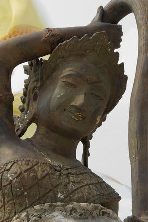 madre terra: Thailandia Arti Madre Terra Wat Kong Ka Bang Bual Tong a Nonthaburi
