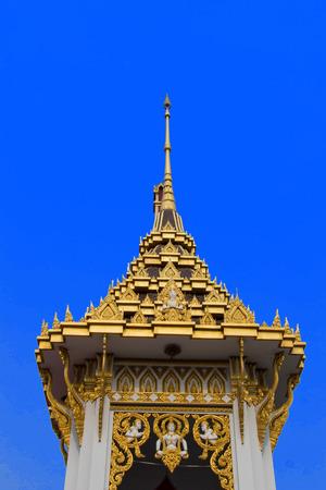 ka: Thailand Arts Wat Kong Ka Bang Bual Tong at Nonthaburi Thailand
