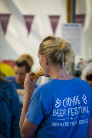 beer festival: Croyde Beer Festival 2016 Editorial