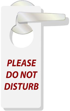 zastąpić: Idealnie czysty render tag w hotelu doorknob. Chcesz maid service? Wykasuj tekst i zastąpić go własnym.