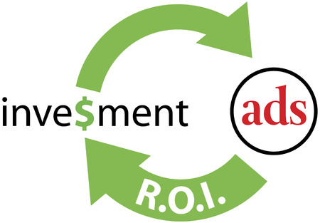 Advertising ROI gains return on marketing ad investment