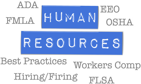comp: Human Resources government agency compliance HR acronyms