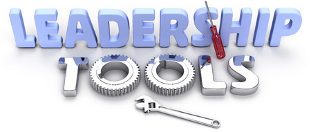 business it: Shiny effective powerful new tool set for business IT management leadership