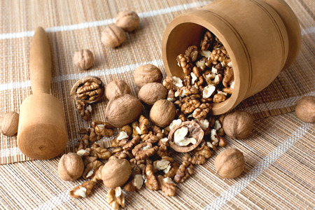 Nuts Stock Photo - 31864075