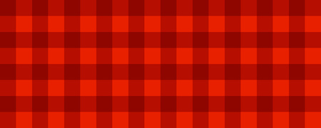 Checkered tartan pattern with traditional lumberjack stripes and squares