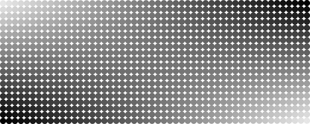 Halftone pattern background texture, round spot shapes, vintage or retro graphic, usable as decorative element. Ilustrace