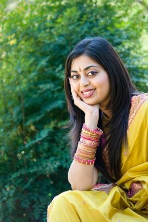 indian sexy: beautiful indian woman