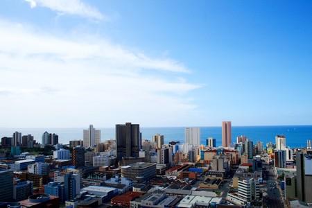 durban: african city - durban, south africa