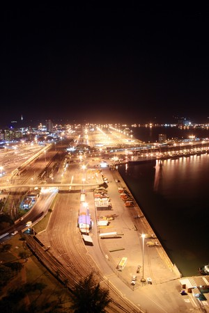 harbor city photo