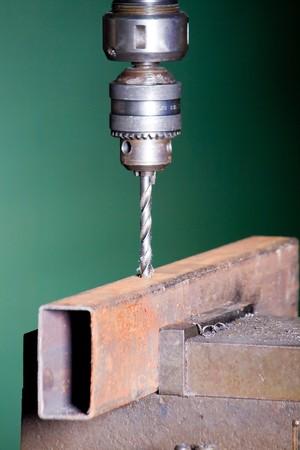 drilling machine photo