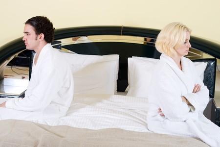 grieve: cold war in bedroom