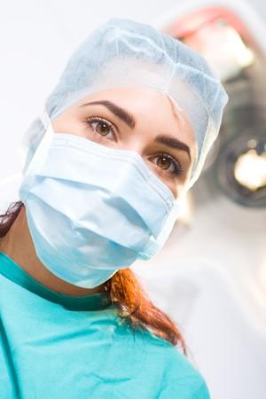 female doctor Stock Photo - 4411531