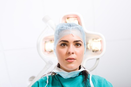surgeon Stock Photo - 4411266
