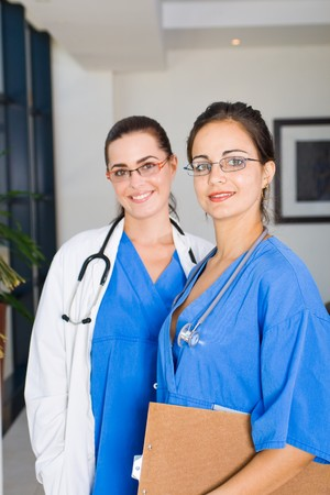 doctors in hospital Stock Photo - 4411638