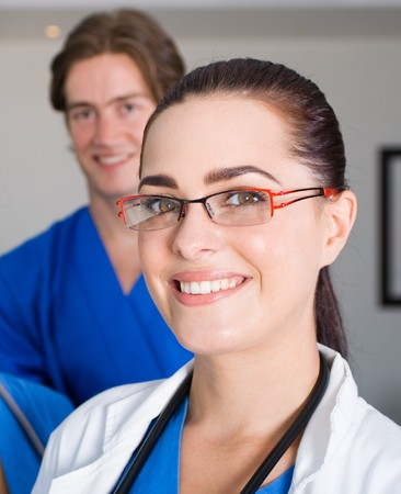 hospital doctor Stock Photo - 4411595