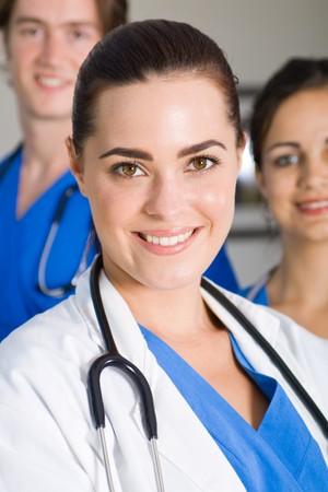 doctors in hospital Stock Photo - 4411632