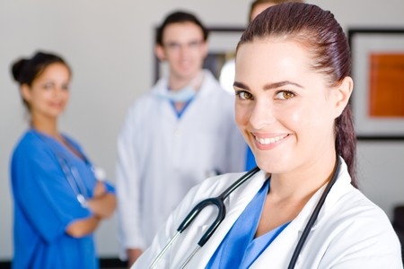 doctors group Stock Photo - 4411604