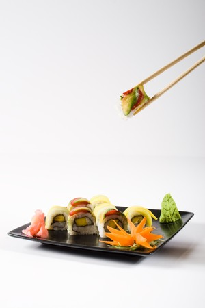 saki: japanese food