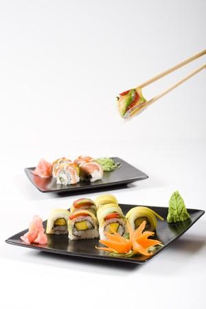 comida japonesa: Japon�s alimentos
