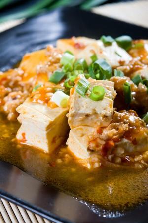 tofu: tofu food