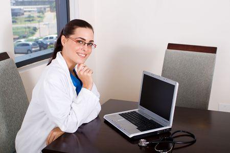 beautiful doctor Stock Photo - 5118573