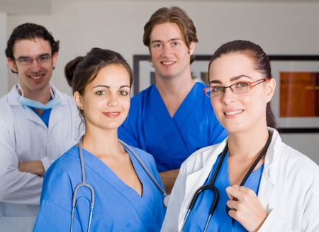 intelligent partnership: doctors