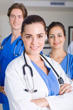 confident doctors Stock Photo - 5117606