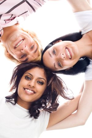 group of friends Stock Photo - 5101850