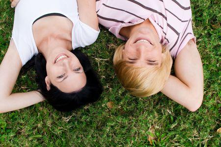 student couple photo