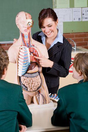 teaching biology photo