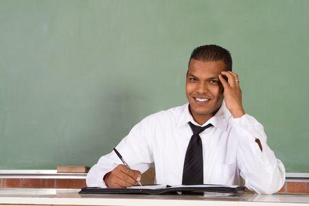 marking': indian principal