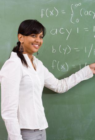 sumas: adorable profesor